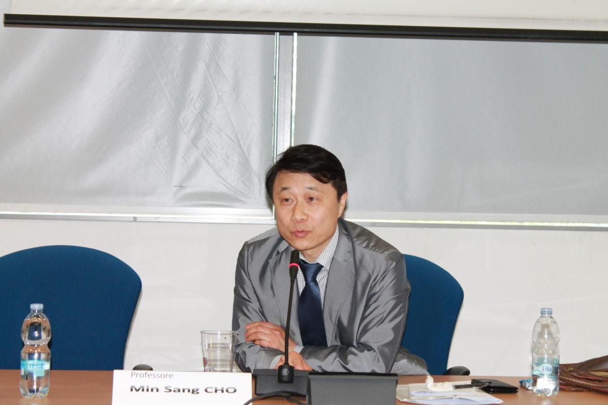 Min Sang Cho